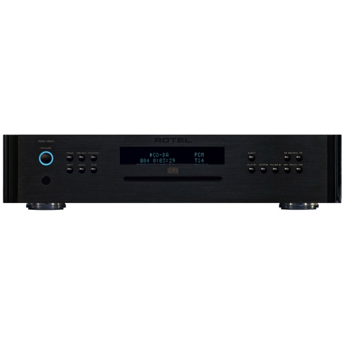 Rotel RCD-1570 BLACK CD PLAYER