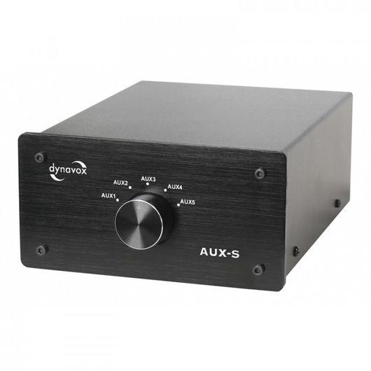 Прочие устройства Dynavox AUX-S BL (206410)
