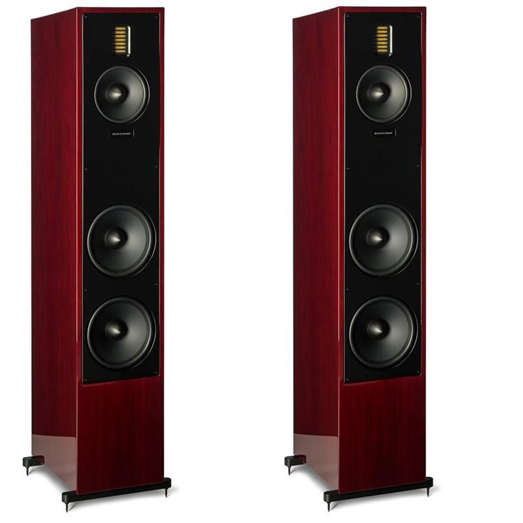 Напольная акустика Martin Logan Motion 60 XT high gloss black cherrywood