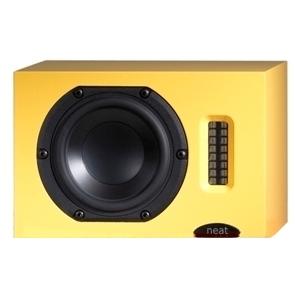 Полочная акустика NEAT acoustics IOTA zinc yellow