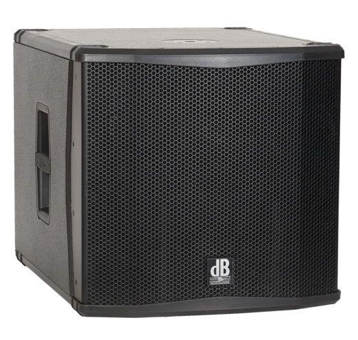 Концертные сабвуферы dB Technologies от Pult.RU