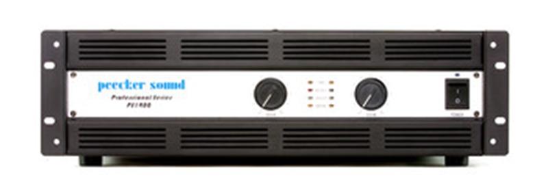 Концертные усилители Peecker Sound PS 1400