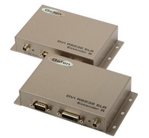 Мультирум контроллеры и усилители Gefen EXT-DVI-CAT5-ELR