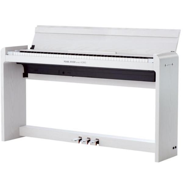 Синтезаторы и Пианино Pearl River avec Korg PRK-80WH пианино