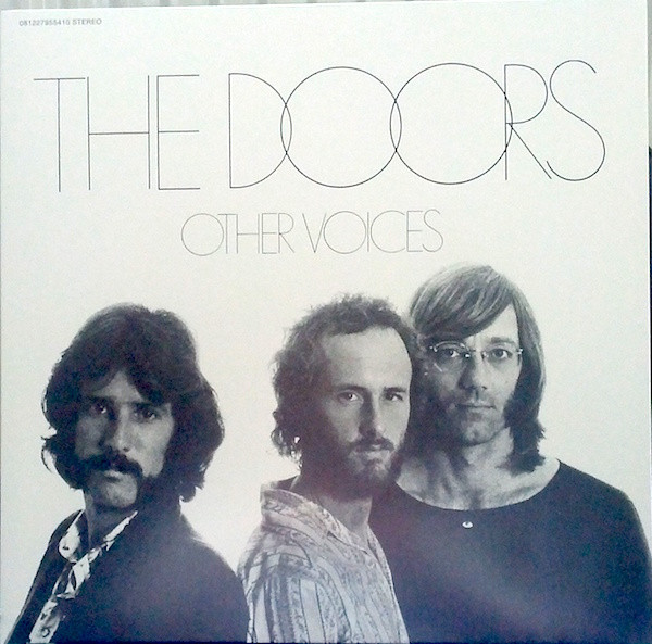 Виниловые пластинки The Doors OTHER VOICES (180 Gram/Remastered by Bruce Botnick)