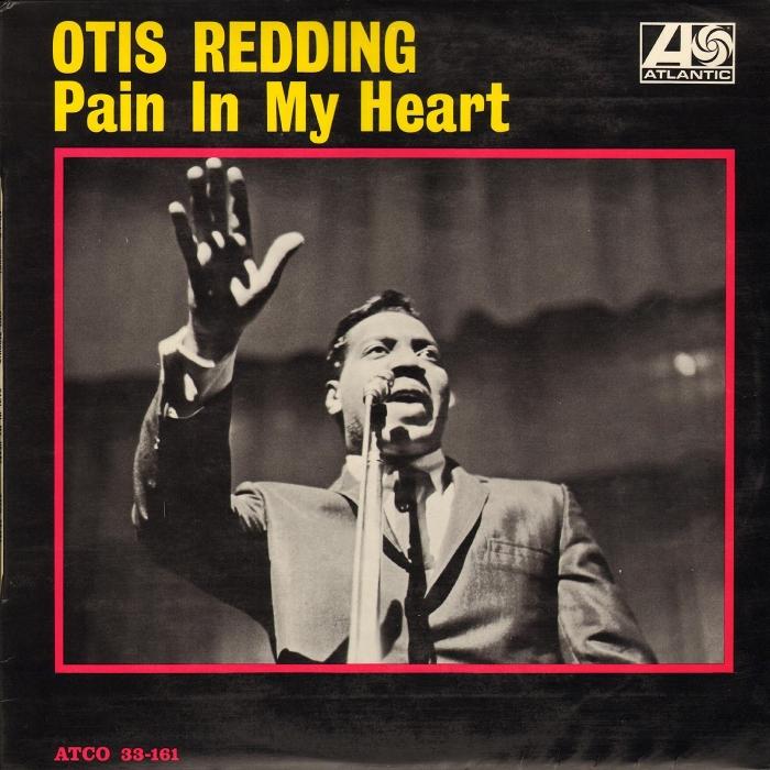 Виниловые пластинки Otis Redding PAIN IN MY HEART