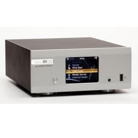 Сетевые аудио проигрыватели Musical Fidelity, арт: 75128 - Сетевые аудио проигрыватели