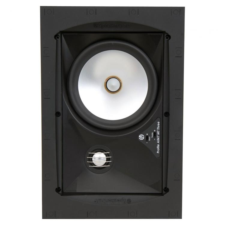 Встраиваемая акустика SpeakerCraft Profile AIM MT7 Three #ASM57703 speakercraft aim 282