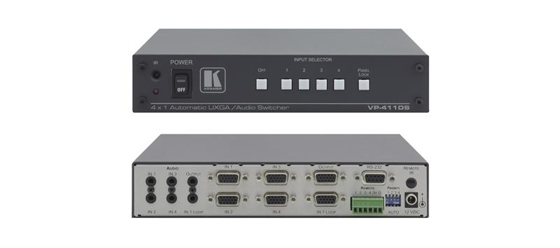 Оборудование для аудио/видео коммутации Kramer, арт: 136058 - Оборудование для аудио/видео коммутации