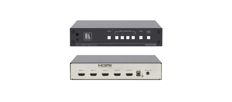 HDMI коммутаторы, разветвители, повторители Kramer