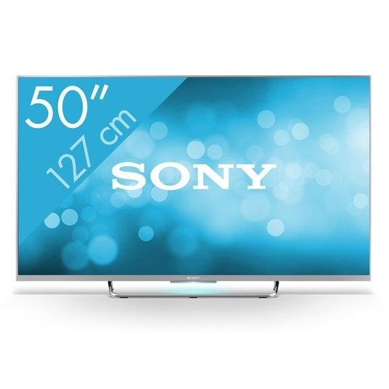 LED телевизоры Sony KDL-50W756C телевизоры купить 72см плоский экран