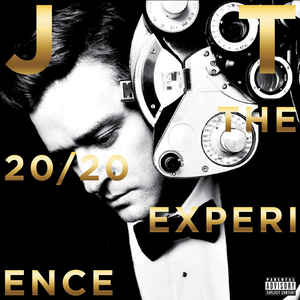 Виниловые пластинки Justin Timberlake THE 20/20 EXPERIENCE - PART 2 (W510)
