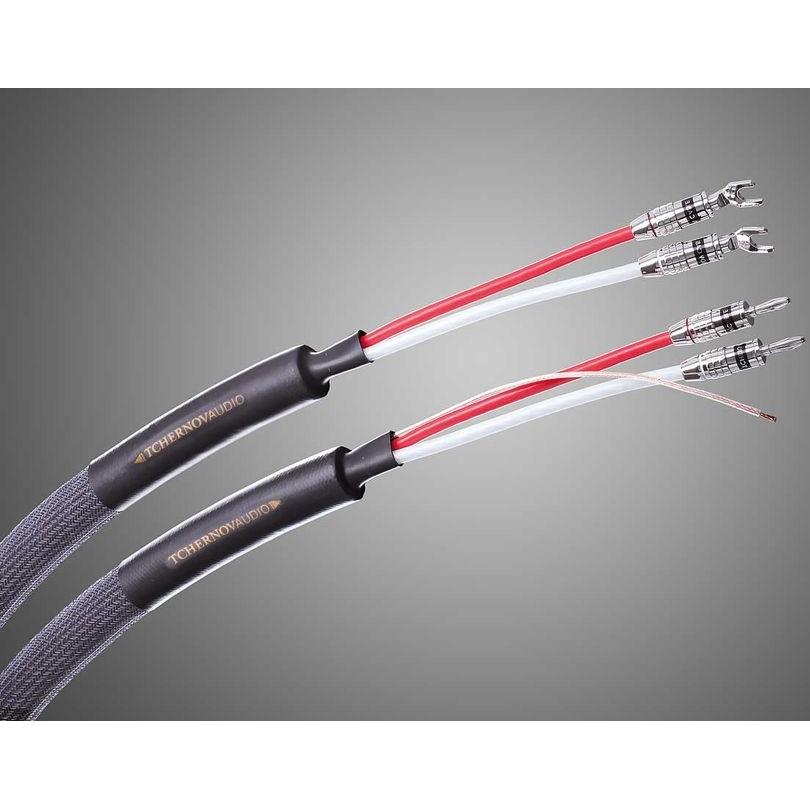 Акустические кабели Tchernov Cable Ultimate SC Sp/Bn 1.65m