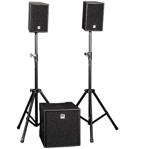 Готовые решения HK Audio от Pult.RU
