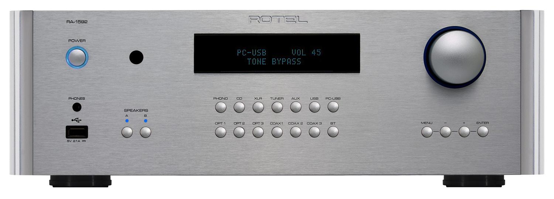 Интегральные стереоусилители Rotel