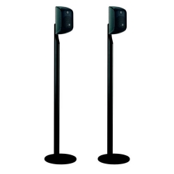 Стойки под акустику B&W FS-M-1 matte black стойка для акустики waterfall подставка под акустику shelf stands hurricane black