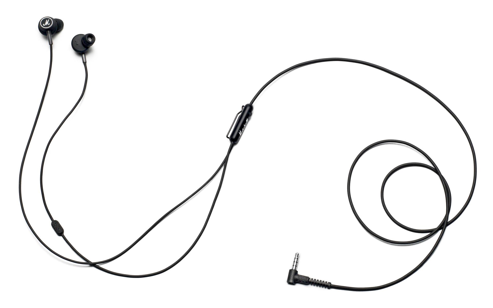 Наушники MARSHALL MODE HEADPHONES BLACK & WHITE
