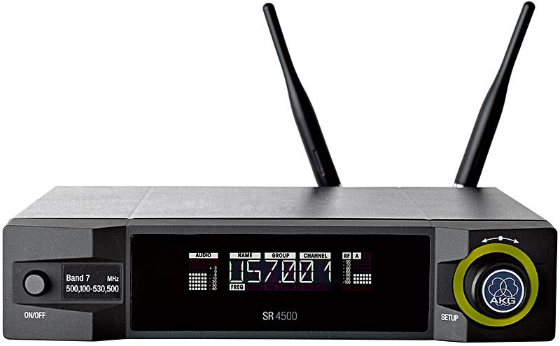 Приёмник и передатчик для радиосистемы AKG