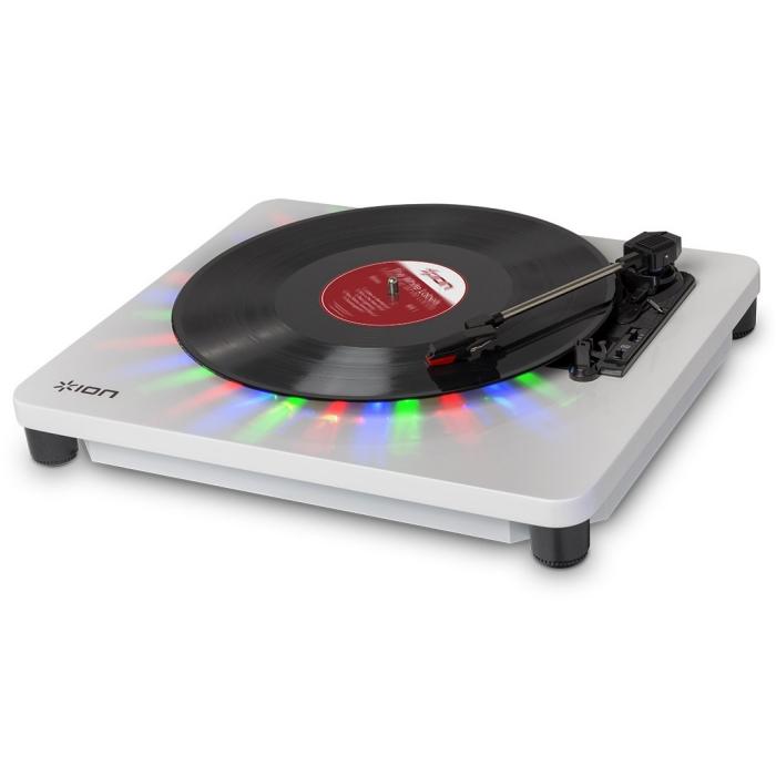Проигрыватель винила ION Audio Photon LP ion audio pure lp белый