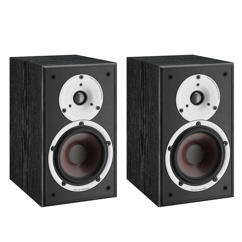 Полочная акустика Dali SPEKTOR 2 black ash dali spektor 1 black ash