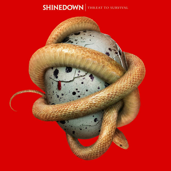 Виниловые пластинки Shinedown THREAT TO SURVIVAL (LP+CD/Gatefold) twentyears lp cd