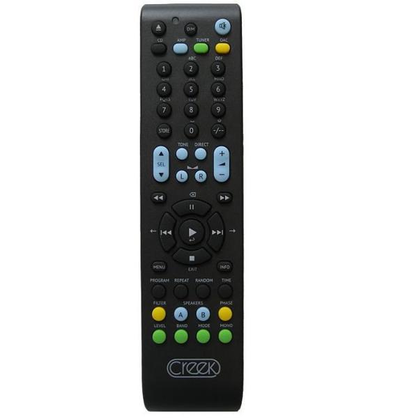 Пульты программируемые Creek Evolution Remote Control пульты программируемые urc mx 850