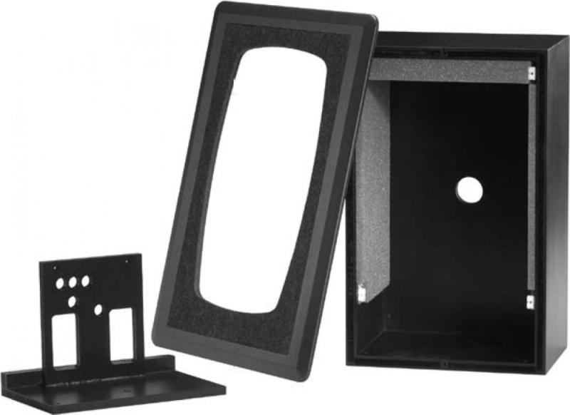 Аксессуары для акустики Genelec GENELEC 8040-450B набор для установки монитора в стене  цены
