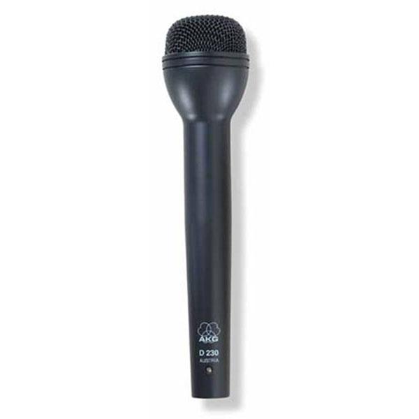 Микрофоны AKG