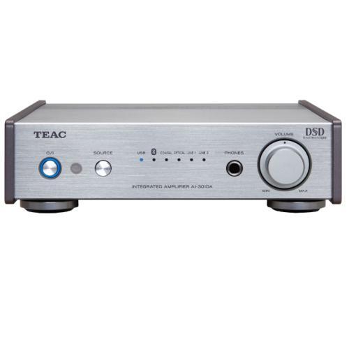 Интегральные стереоусилители Teac AI-301DA silver cd проигрыватель teac pd 301 silver