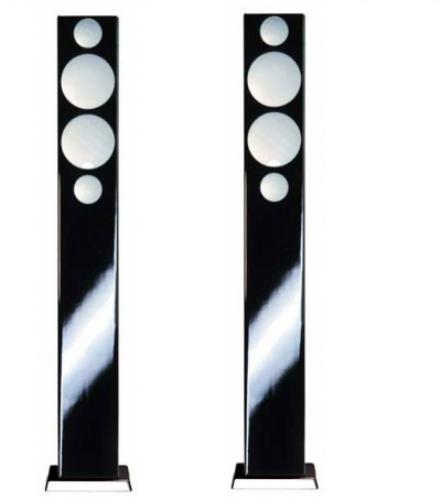 Напольная акустика Monitor Audio Radius 270 black gloss