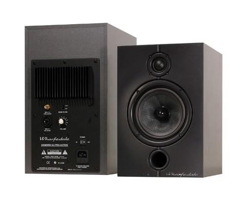 Полочная акустика Wharfedale Pro
