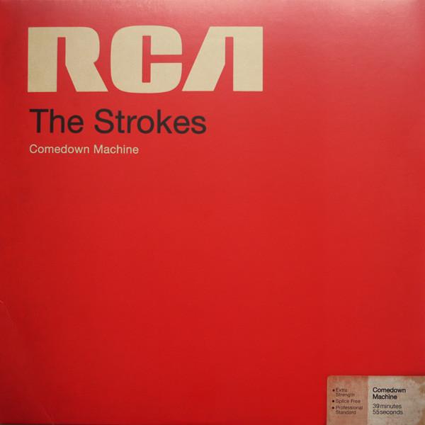 Виниловые пластинки The Strokes COMEDOWN MACHINE (180 Gram)