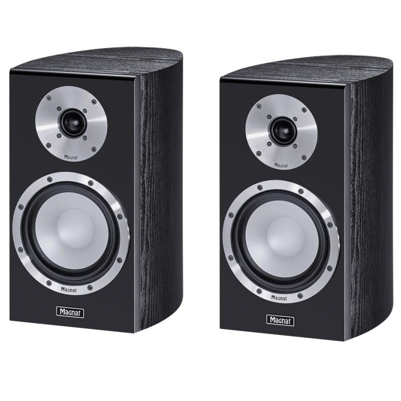 Полочная акустика Magnat Quantum 723 black акустика центрального канала mt power elegance center black