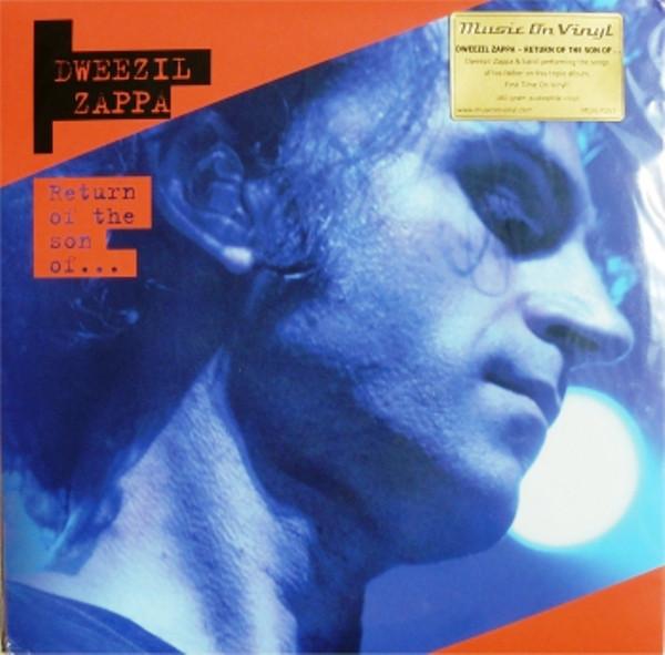 Виниловые пластинки Dweezil Zappa