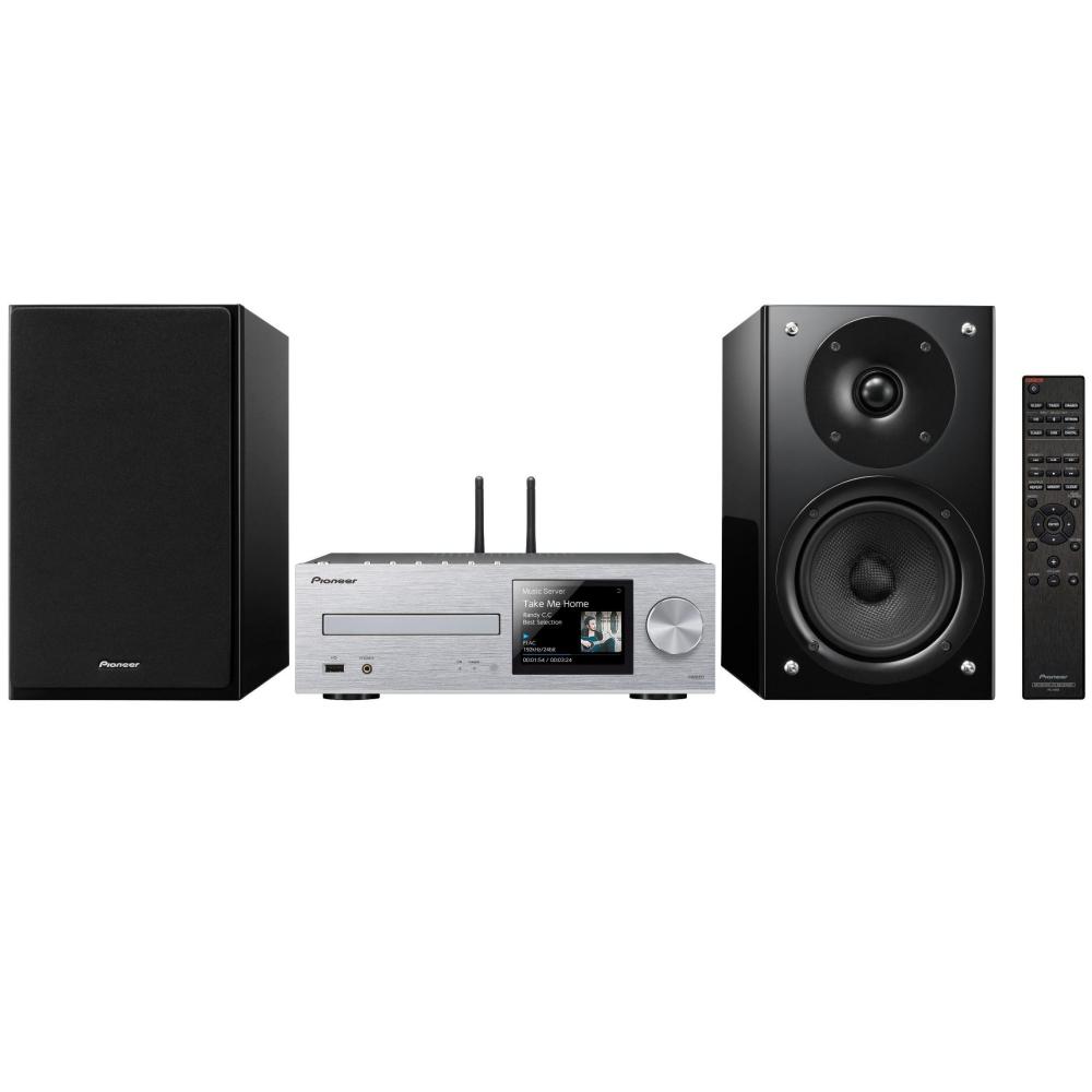 Музыкальные центры Pioneer X-HM86D-S
