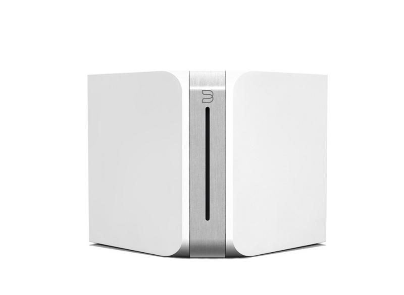 купить Сетевые аудио проигрыватели Bluesound VAULT V500 gloss white онлайн