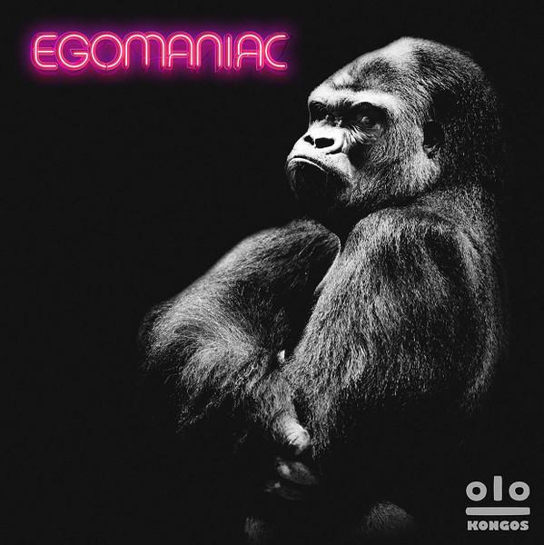 Виниловые пластинки Kongos EGOMANIAC (180 Gram)