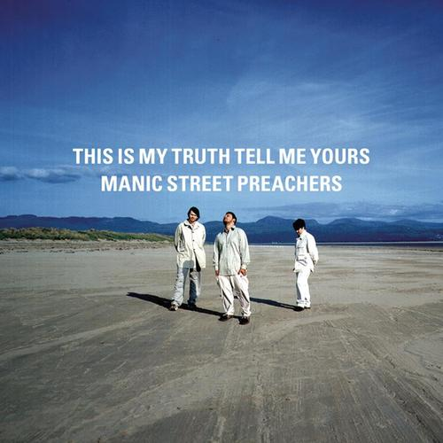 Виниловые пластинки Manic Street Preachers THIS IS MY TRUTH, TELL ME YOURS (180 Gram) tsunami