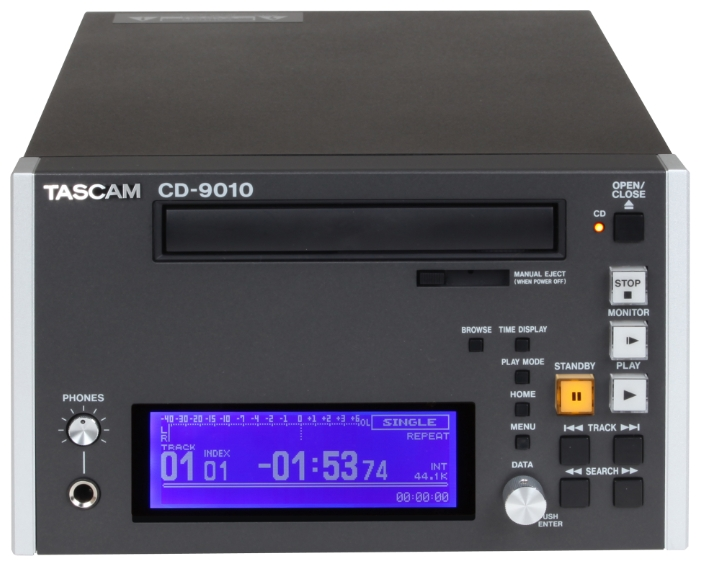 CD проигрыватели Tascam CD-9010