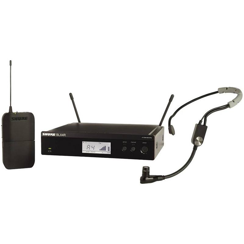 Радиосистемы Shure BLX14RE/SM35 M17 662-686 MHz gunsafe bs95 l43