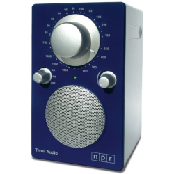 Portable Audio Laboratory IPAL electric blue/silve PULT.ru 10990.000
