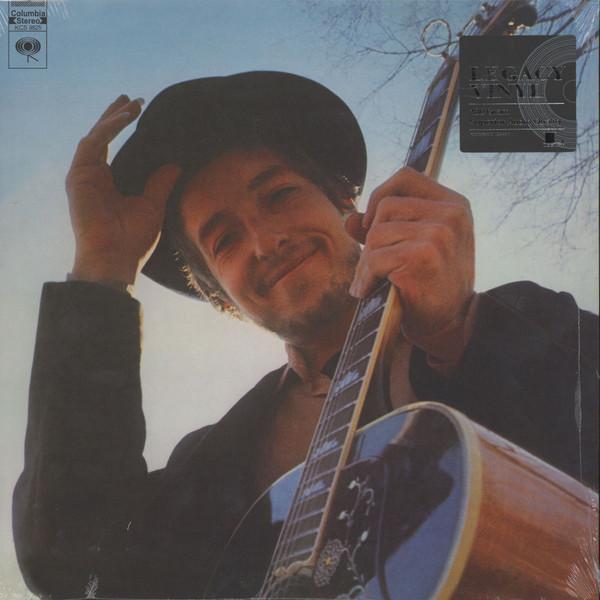 Виниловые пластинки Bob Dylan NASHVILLE SKYLINE (180 Gram)