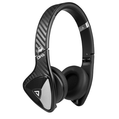 Наушники Monster DNA On-Ear Headphones Carbon Black (137008-00) стоимость