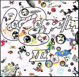 Виниловые пластинки Led Zeppelin LED ZEPPELIN III (Deluxe Edition/Remastered/180 Gram) виниловая пластинка led zeppelin in through the out door deluxe edition remastered 180 gram