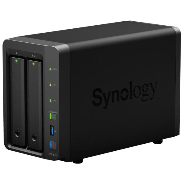 Сетевые накопители Synology