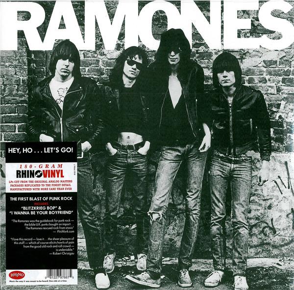 Виниловые пластинки Ramones RAMONES (180 Gram)