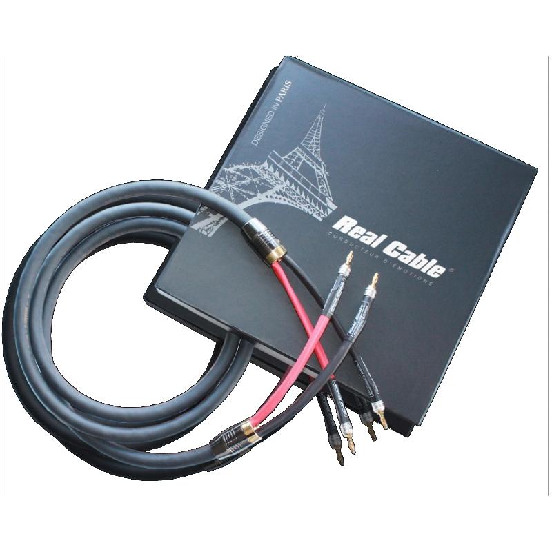Акустические кабели Real Cable