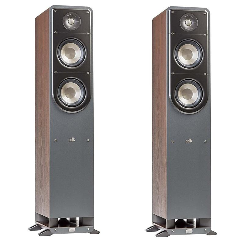 Напольная акустика Polk Audio Signature S50 brown гарнитура polk audio buckle brown