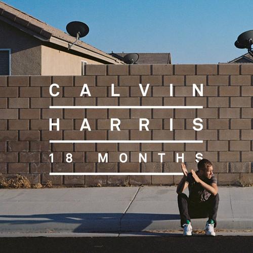 Виниловые пластинки Calvin Harris 18 MONTHS