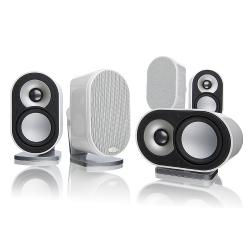 Комплекты акустики Paradigm Millenia One 5.0 gloss white акустика центрального канала paradigm studio cc 490 v 5 piano black